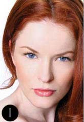 Woman Skin Type 1