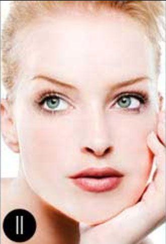 Woman Skin Type 2