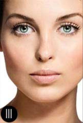Woman Skin Type 3