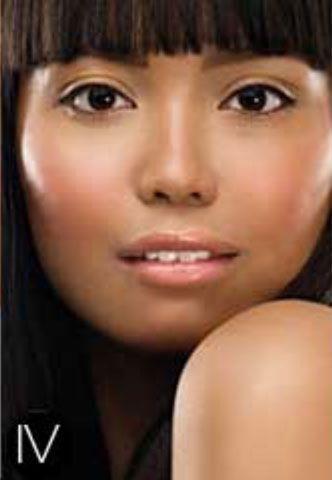 Woman Skin Type 4