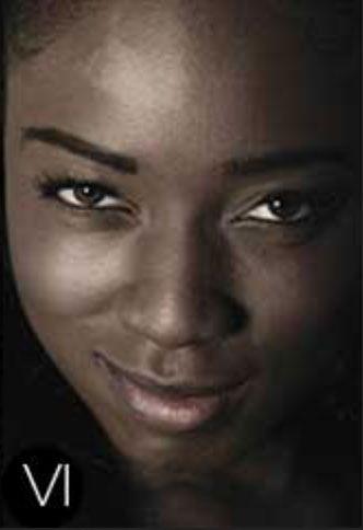 Woman Skin Type 6